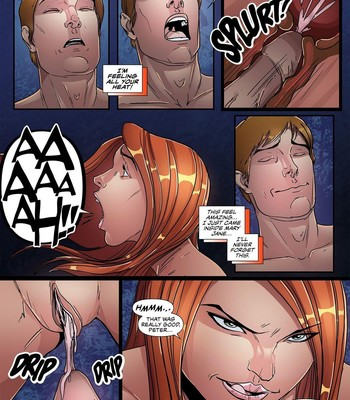 Symbiote Queen 3 comic porn sex 026