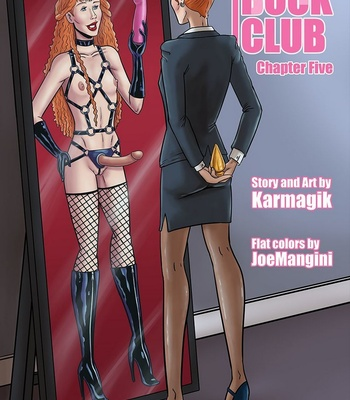 Porn Comics - The Book Club 5