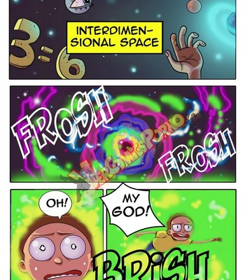 Rick & Morty – Pleasure Trip 2 comic porn sex 003