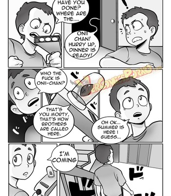 Rick & Morty – Pleasure Trip 2 comic porn sex 010