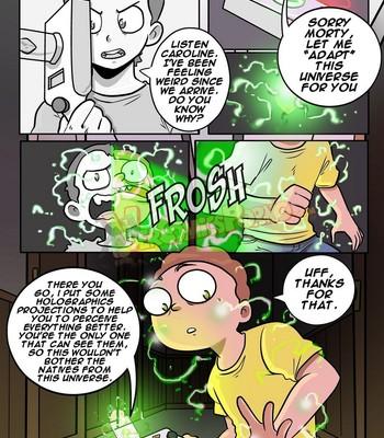 Rick & Morty – Pleasure Trip 2 comic porn sex 014