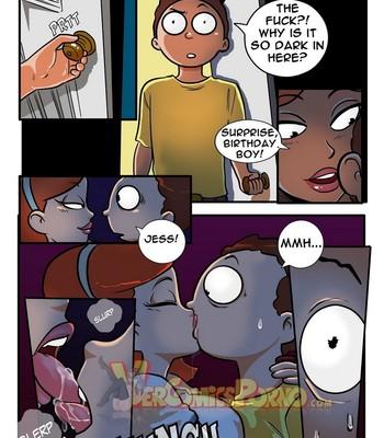 Rick & Morty – Pleasure Trip 2 comic porn sex 015
