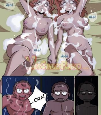 Rick & Morty – Pleasure Trip 2 comic porn sex 047