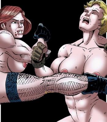Porn Comics - Prison Bitches 6