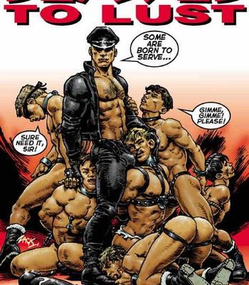 Porn Comics - Slaves To Lust