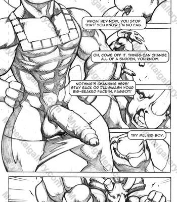 Extreme Dinosaurs comic porn sex 003