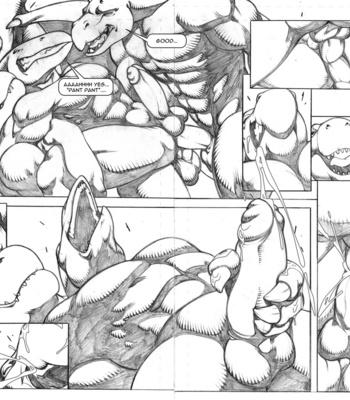 Extreme Dinosaurs comic porn sex 012