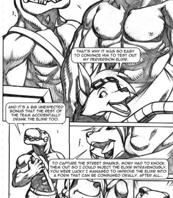 Extreme Dinosaurs comic porn sex 014