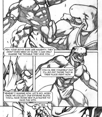 Extreme Dinosaurs comic porn sex 016