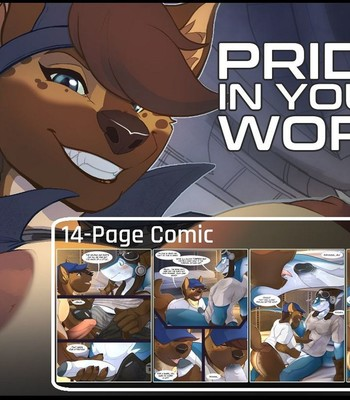 Pride In Your Work (Version 2) comic porn thumbnail 001