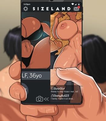SizeLand 2 – Pawg Milf comic porn sex 005