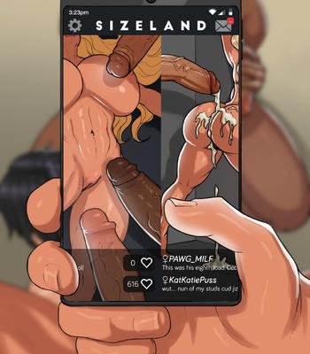 SizeLand 2 – Pawg Milf comic porn sex 008
