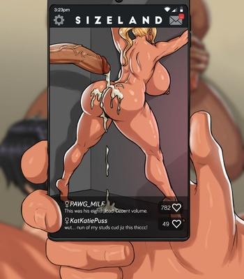SizeLand 2 – Pawg Milf comic porn sex 009