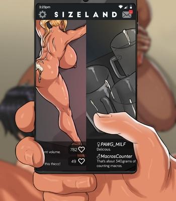SizeLand 2 – Pawg Milf comic porn sex 010
