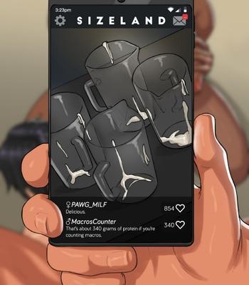 SizeLand 2 – Pawg Milf comic porn sex 011