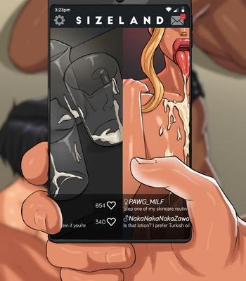 SizeLand 2 – Pawg Milf comic porn sex 013