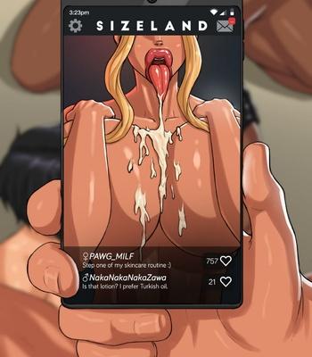 SizeLand 2 – Pawg Milf comic porn sex 014