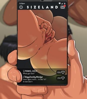 SizeLand 2 – Pawg Milf comic porn sex 016