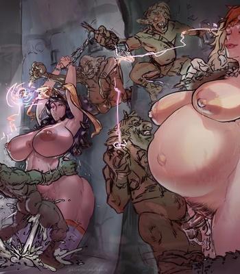 Rescue Party Failed comic porn sex 002