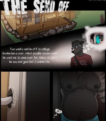 Porn Comics - The Send Off