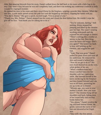 The Haunting Of Palmer Mansion 2 comic porn sex 021
