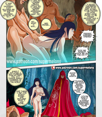 The Woman With The Scarlet Seal comic porn sex 016