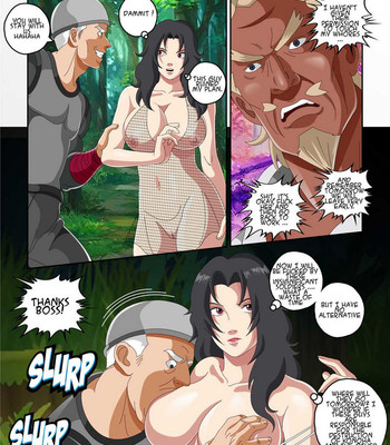 The Woman With The Scarlet Seal comic porn sex 032
