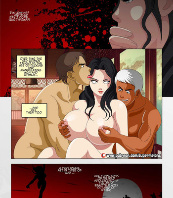 The Woman With The Scarlet Seal comic porn sex 060