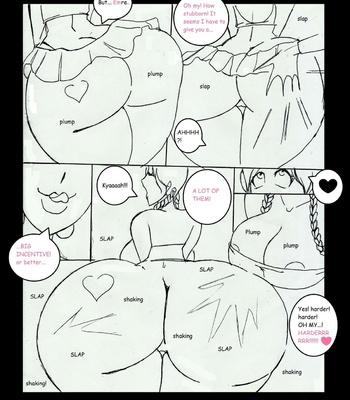 Perfume Bimbo comic porn sex 012