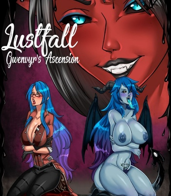 Porn Comics - Lustfall – Gwenvyr's Ascension
