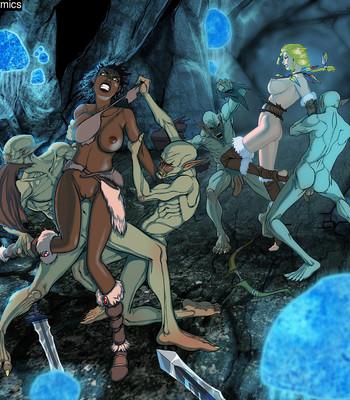Porn Comics - Falmer's Slaves