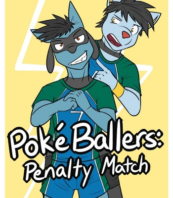 Porn Comics - Poke Ballers – Penalty Match
