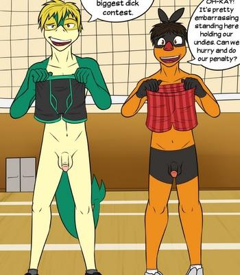 Poke Ballers – Penalty Match comic porn sex 033