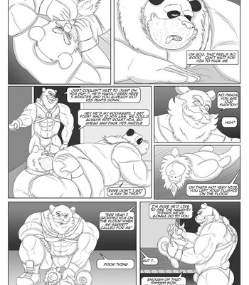 World Is Made By Bears 1 – The New Toy comic porn sex 018