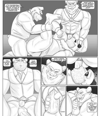 World Is Made By Bears 1 – The New Toy comic porn sex 026