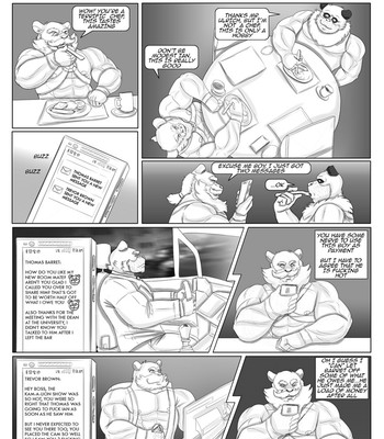 World Is Made By Bears 1 – The New Toy comic porn sex 032