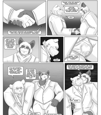World Is Made By Bears 1 – The New Toy comic porn sex 033
