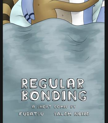 Porn Comics - Regular Bonding