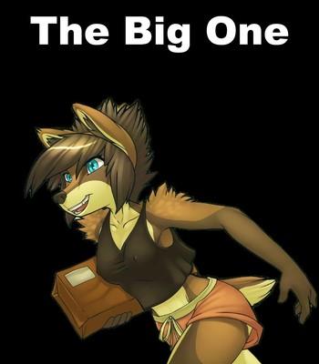 Porn Comics - The Big One Sex Comic