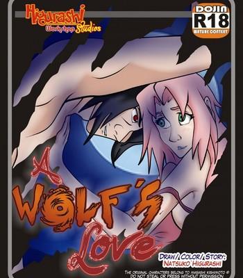 Porn Comics - Wolf's Love Sex Comic