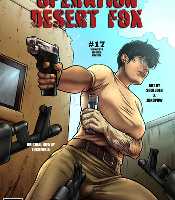 Porn Comics - 100 Ways To Become A Monster 17 – Operation Desert Fox