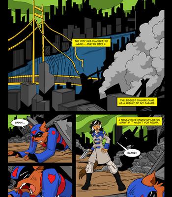 SWAT Kats – Nova Squadron 1 comic porn sex 002