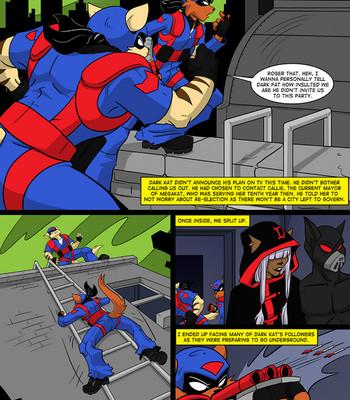 SWAT Kats – Nova Squadron 1 comic porn sex 004
