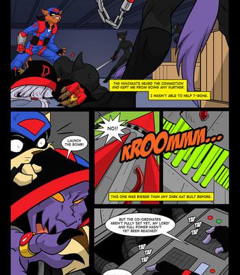 SWAT Kats – Nova Squadron 1 comic porn sex 006