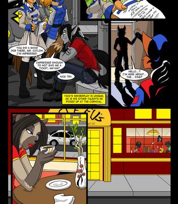 SWAT Kats – Nova Squadron 1 comic porn sex 017