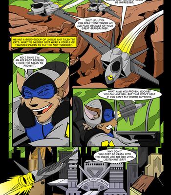 SWAT Kats – Nova Squadron 1 comic porn sex 020