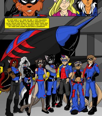 SWAT Kats – Nova Squadron 1 comic porn sex 024