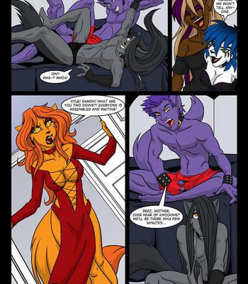 SWAT Kats – Nova Squadron 1 comic porn sex 026