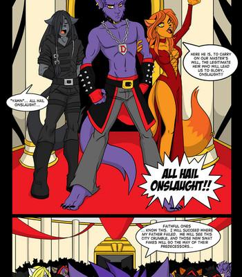 SWAT Kats – Nova Squadron 1 comic porn sex 028