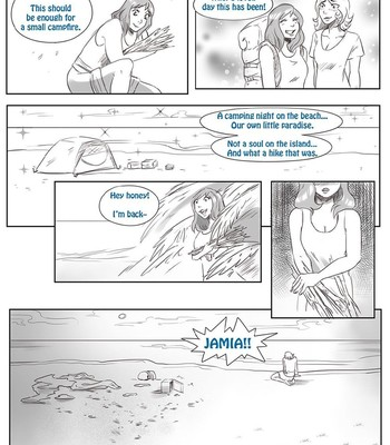 Porn Comics - Raptor Beach